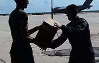 Navy and Marines Deliver Water to NAS Key West