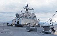 Littoral Combat Ship Builder's Trials