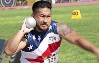 Shotput at the 2017 Invictus Games