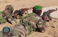 Flintlock 2017 Day One Training in Niger