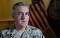 Stratcom Commander Outlines Strategic Deterrence in 21st Century
