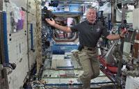 Retired Col. Mark Vande Hei to Launch Satellite from ISS