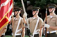Keeper of the Colors: The Color Sergeant of the Marine Corps