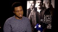 'Last Flag Flying' - J.Quinton Johnson