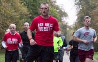 31 Marathons in 31 Days for Wounded Warrior