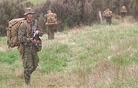Reconnaissance Marines in New Zealand
