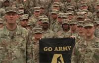 21st Theater Sustainment Command - Army/Navy Shout Out
