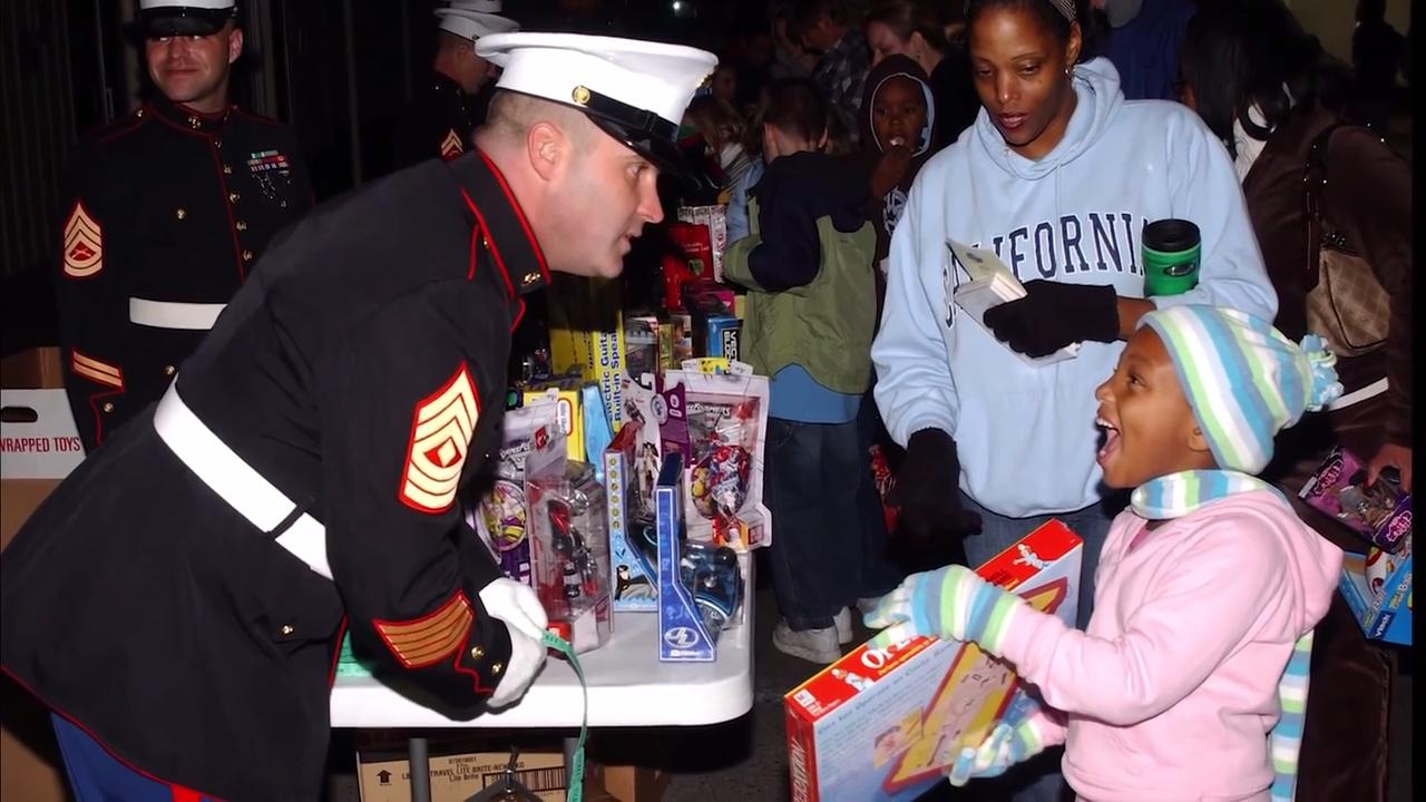 Classic Toys for Tots Promo (1997) | Military.com