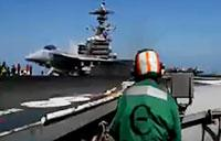USS George H.W. Bush: Operation Inherent Resolve