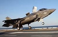 F-35B Lightning II Flight Operations Aboard USS Wasp (LHD 1)
