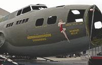 Boeing B-17F Memphis Belle Restoration: Markings & More