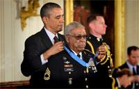 Profiles in Valor: Sergeant First Class Melvin Morris