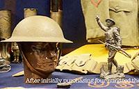 2CR in WW1: Tin Hat
