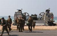 Exercise Cobra Gold Comes Ashore