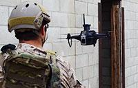 Naval Special Warfare with Autonomous Drones