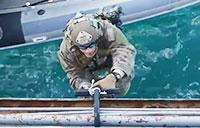 Rigid-hull Inflatable Boat Insertion Training