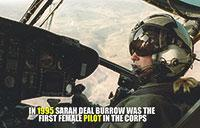 Women's History in Marine Corps Aviation