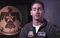 Thunderbirds' Commander Speaks After Fatal Accident