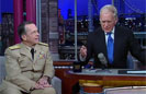 Mike Mullen Tells All to Letterman
