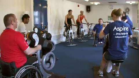 Fitness advice for wheelchair users nhs
