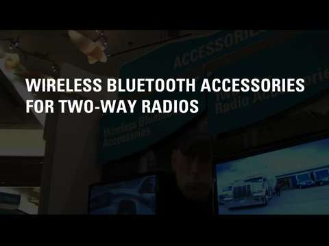 Quick Demo - Wireless Bluetooth Accessories for Two-way Radios