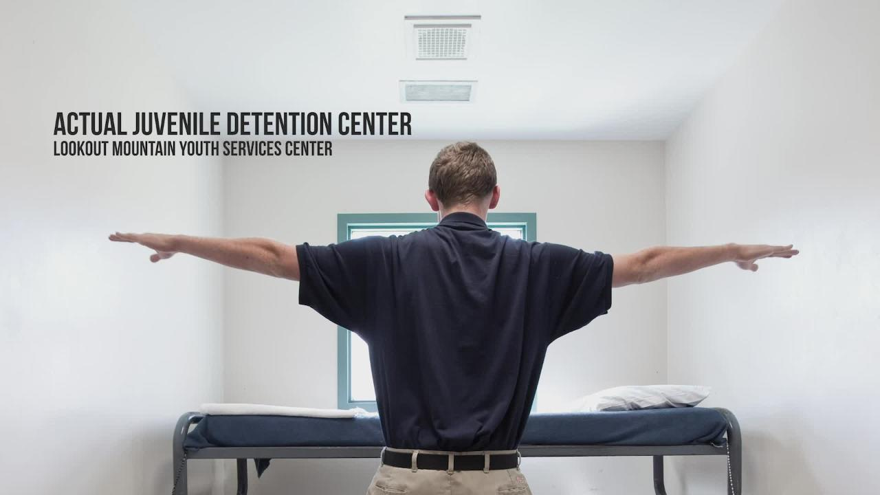 Juvenile solitary confinement – an investigation