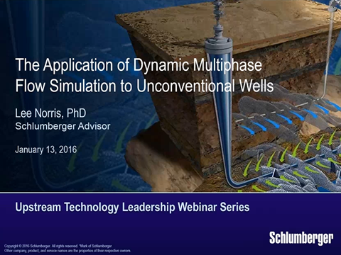 Video: The Application of Dynamic Multiphase Flow Simulation