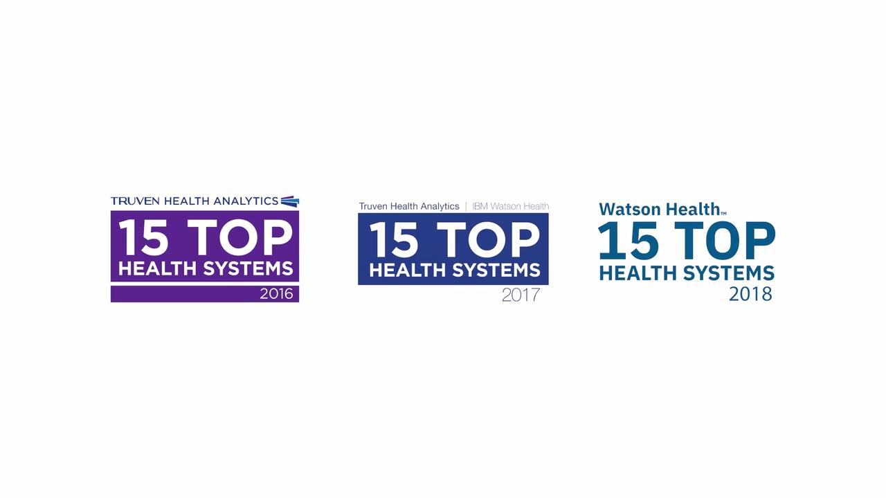 Mercy Named Top Five Health Care System in the US | Mercy