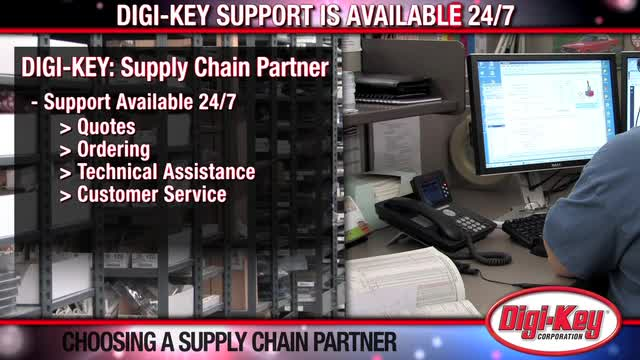 Choosing a Supply Chain Partner