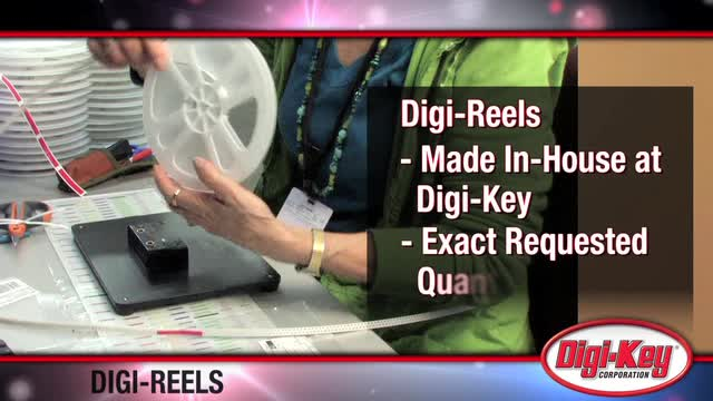 Digi-Reels - High-Mix, Low-Volume Solutions