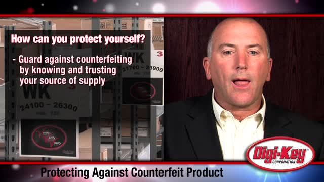 Counterfeit Product