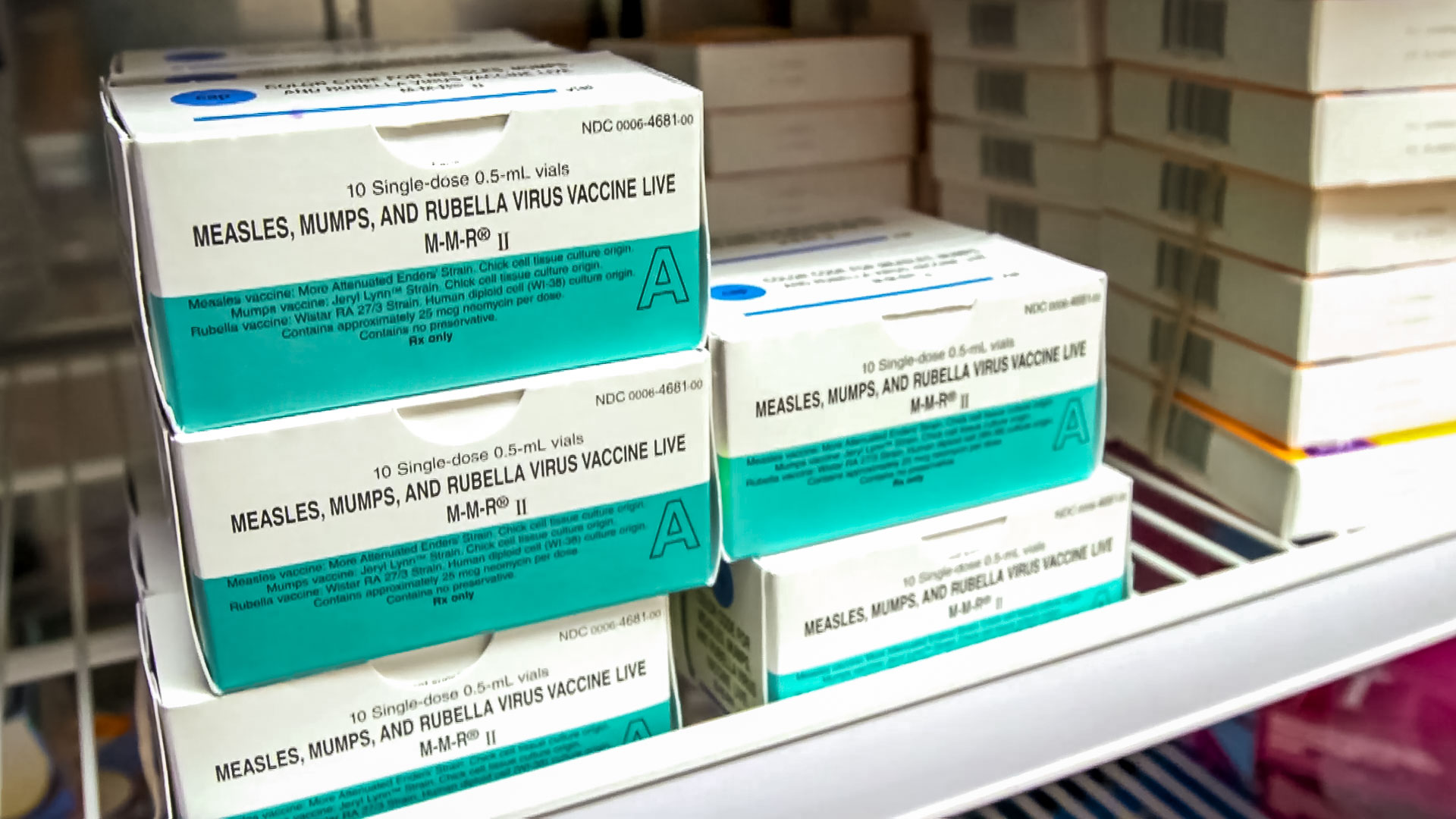 Autism Occurrence by MMR Vaccine Status Among US Children