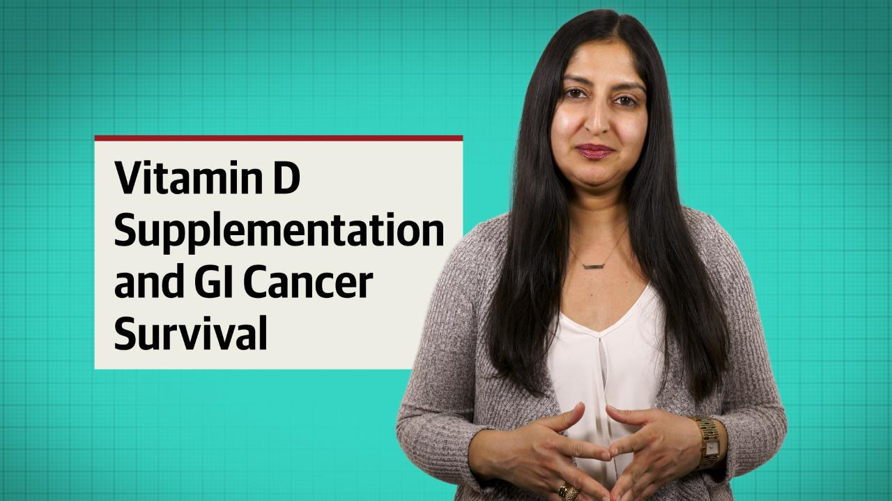 Effect Of Vitamin D Supplementation On Relapse Free Survival Among Patients With Digestive Tract Cancers The Amaterasu Randomized Clinical Trial Colorectal Cancer Jama Jama Network